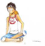 Galley-La Luffy