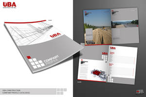 UBA Company Profile Catalogue by Alpipi