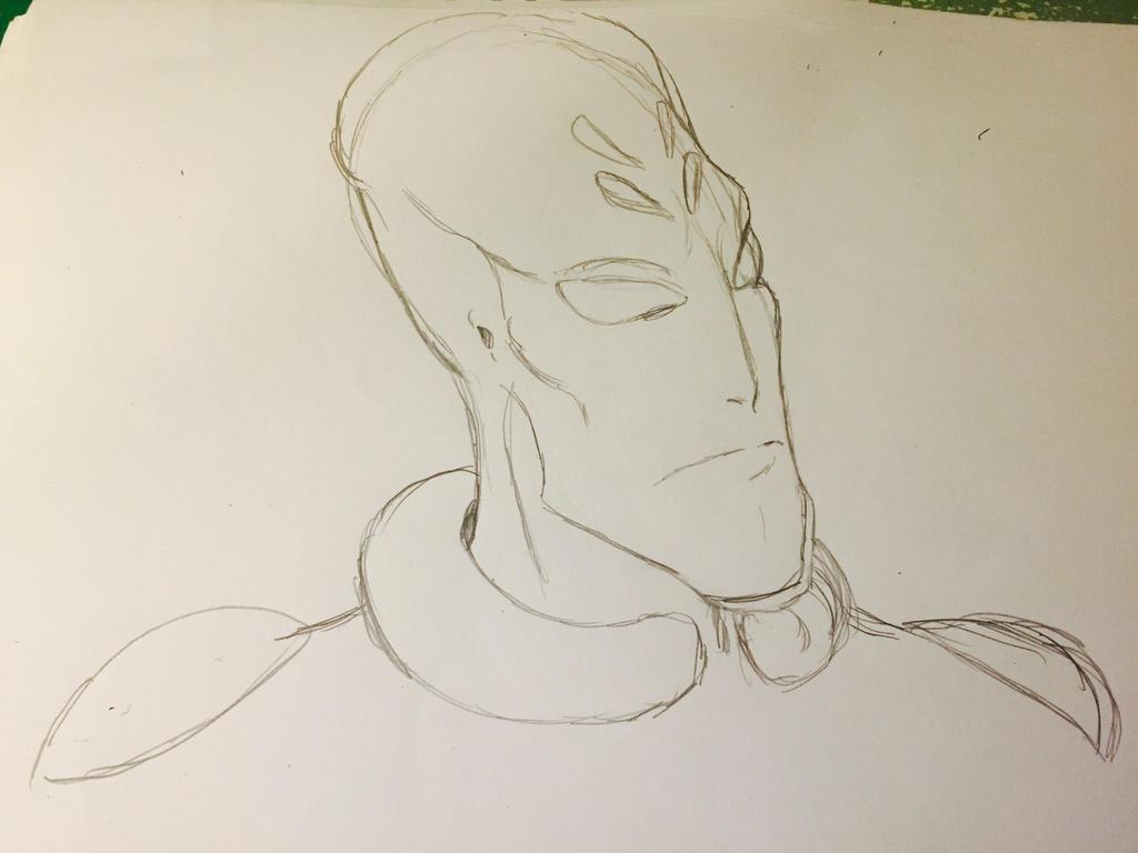 Acceleron doodle by jutto
