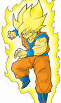 Third Son Goku Ssj
