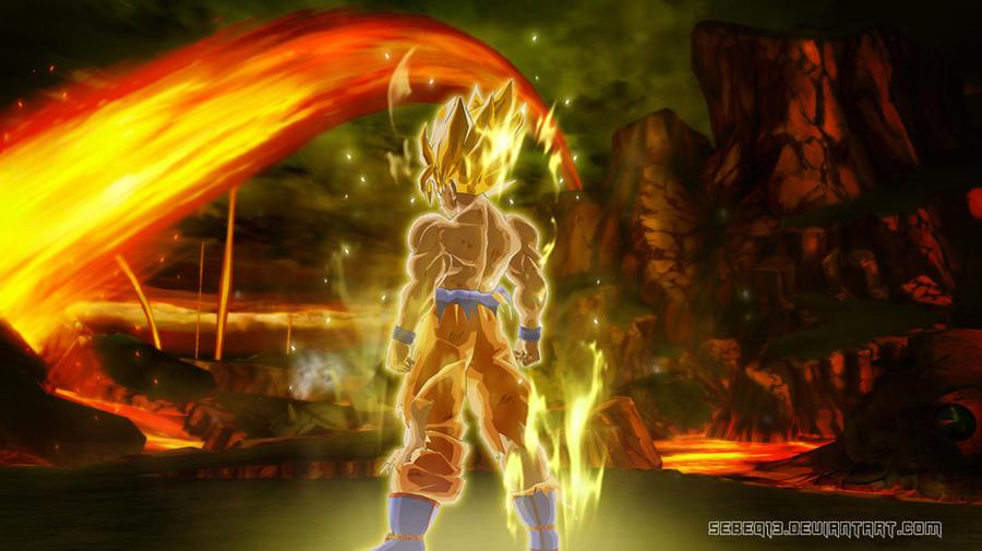 Goku Wallpaper 3d Free Wallpaper Download