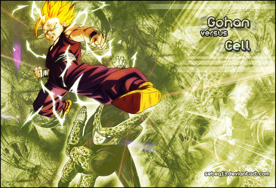 dragon ball z wallpapers gohan. Dragon Ball Z Wallpapers Gohan