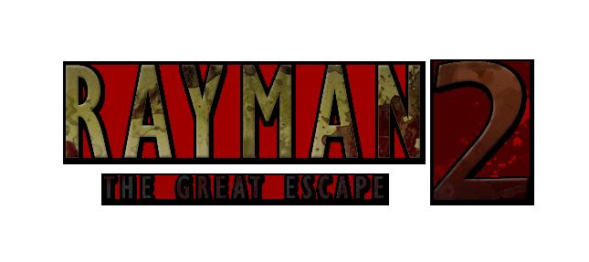 Rayman 2 logo by sEbeQ13