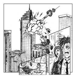 GENESIS comic page 3
