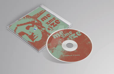 System of a Down: Mezmerize album cover