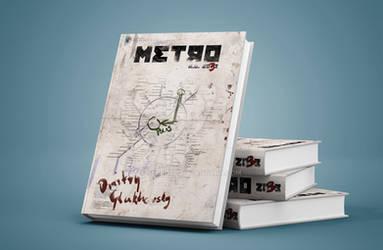 Metro 2033 book covers
