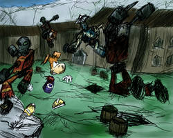 Rayman in the Arena