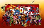 Marvel Heroes (John Buscema)