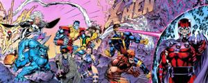Uncanny X-Men (Jim Lee)