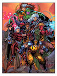 WildC.A.TS  X-Men (Jim Lee)