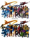 Marvel Heroes (John Byrne) BA
