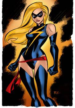 Ms. Marvel (Bruce Timm)