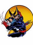 Wolverine Hellfire Club (John Byrne)