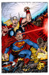 Thor And Superman (John Byrne)