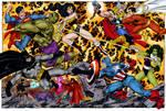 Avengers vs. The Justice League (John Byrne)