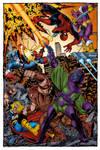 Avengers Acts Of Vengeance (John Byrne)