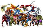 Marvel Super-Heroes (John Buscema)