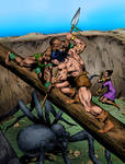 Conan The Barbarian #101 (John Buscema)