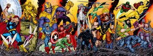 Avengers Assemble! (John Byrne)