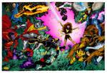 X-Men vs. The Imperial Guard (John Byrne)