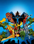 The New Teen Titans (George Perez)