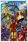 Avengers vs. Ultron (John Byrne)
