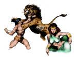 Tarzan (John Buscema)