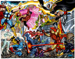 Avengers vs. X-Men (John Byrne)