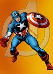 Captain America (John Buscema)