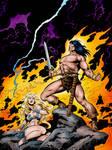 Conan Marvel Treasury Edition #23 (John Buscema)