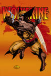 Wolverine Claws Out (John Byrne)