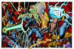 Avengers vs. Thanos (John Byrne)