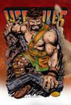 Hercules Prince Of Power  (John Byrne)