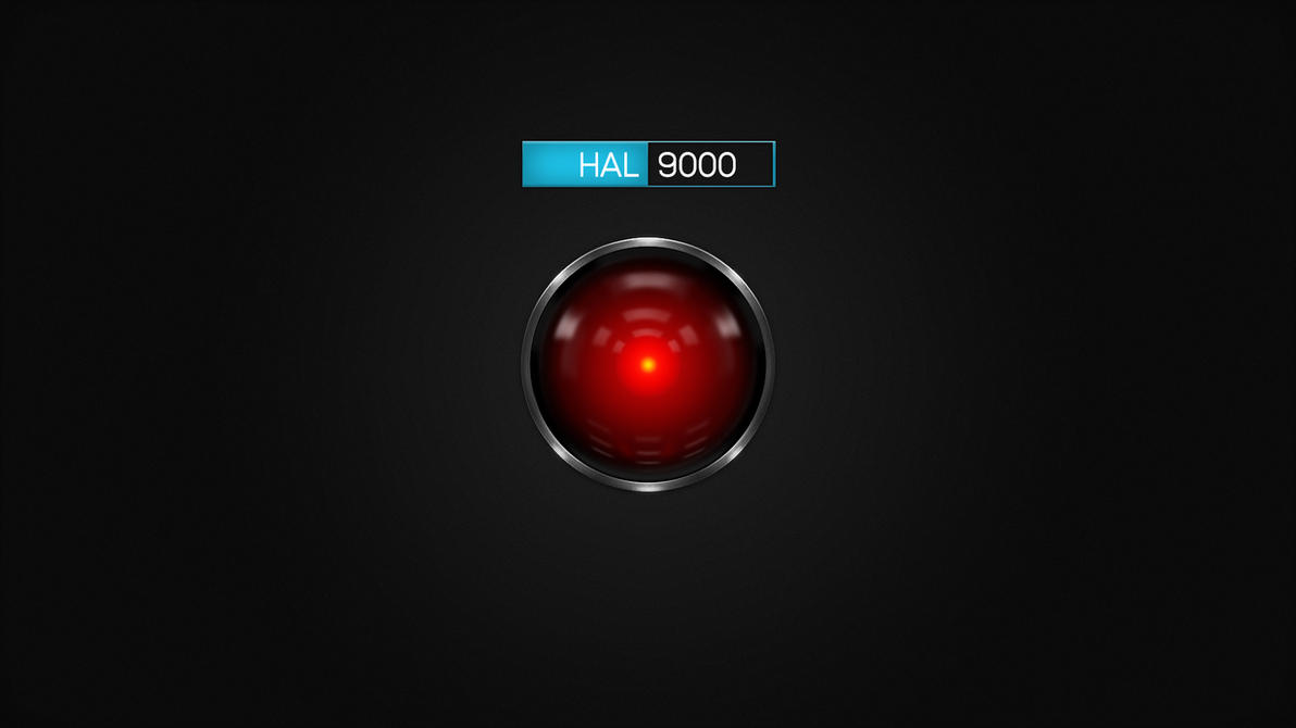 hal 9000 wallpaper by iamspiderone on deviantart