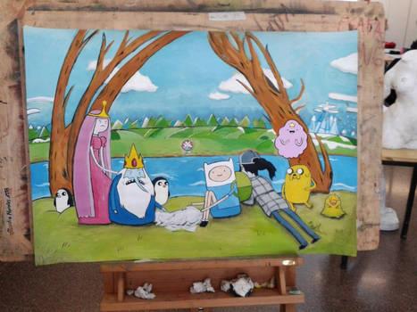 Adventure Time (2) by MCorderroure