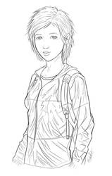 The Last of Us - Lineart