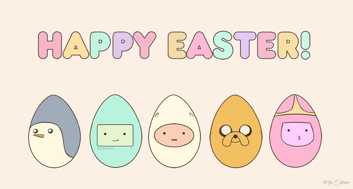 Happy Easter! by MCorderroure
