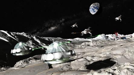 S.H.A.D.O. Moonbase Defense