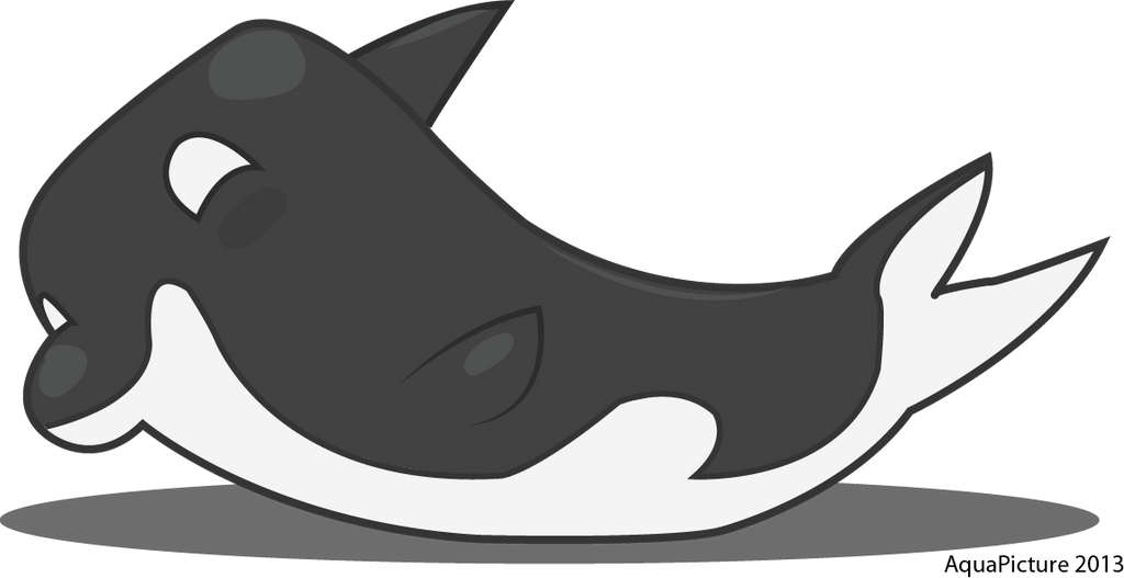 Bubbles the Orca by AquaPicture