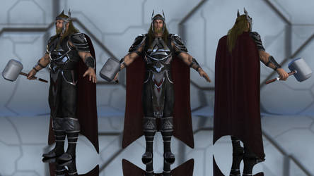 Thor for G2M by geminii23
