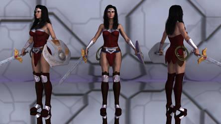 Wonder Woman for G3F by geminii23