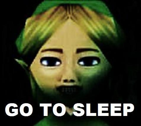 Go to sleep. by loisgiffin123 on DeviantArt