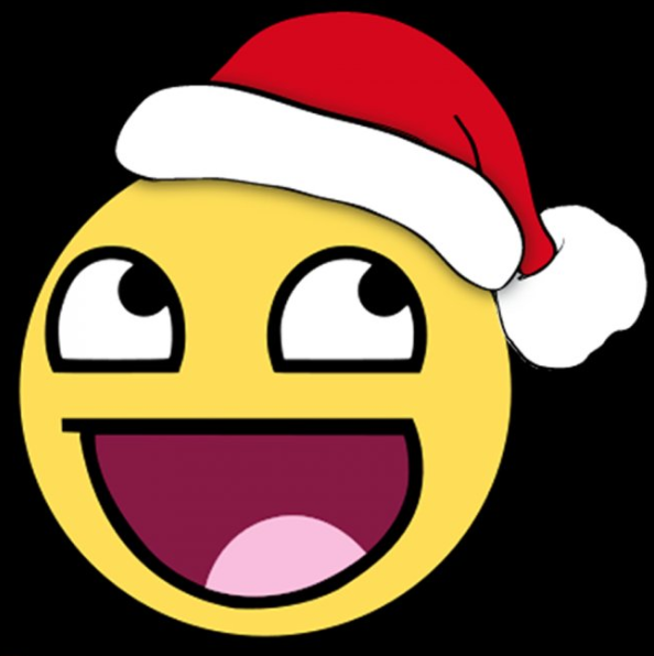 The awesome face is ready for christmas by loisgiffin123 on the awesome face is ready for christmas by loisgiffin123 voltagebd Image collections