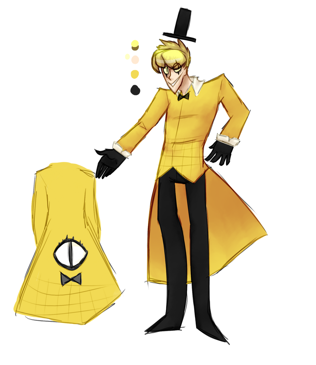 Bill Cipher Gravity Falls Au By Maiden Of Candy On Deviantart