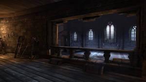Secret Quarters, Chivalry : Medieval warfare map
