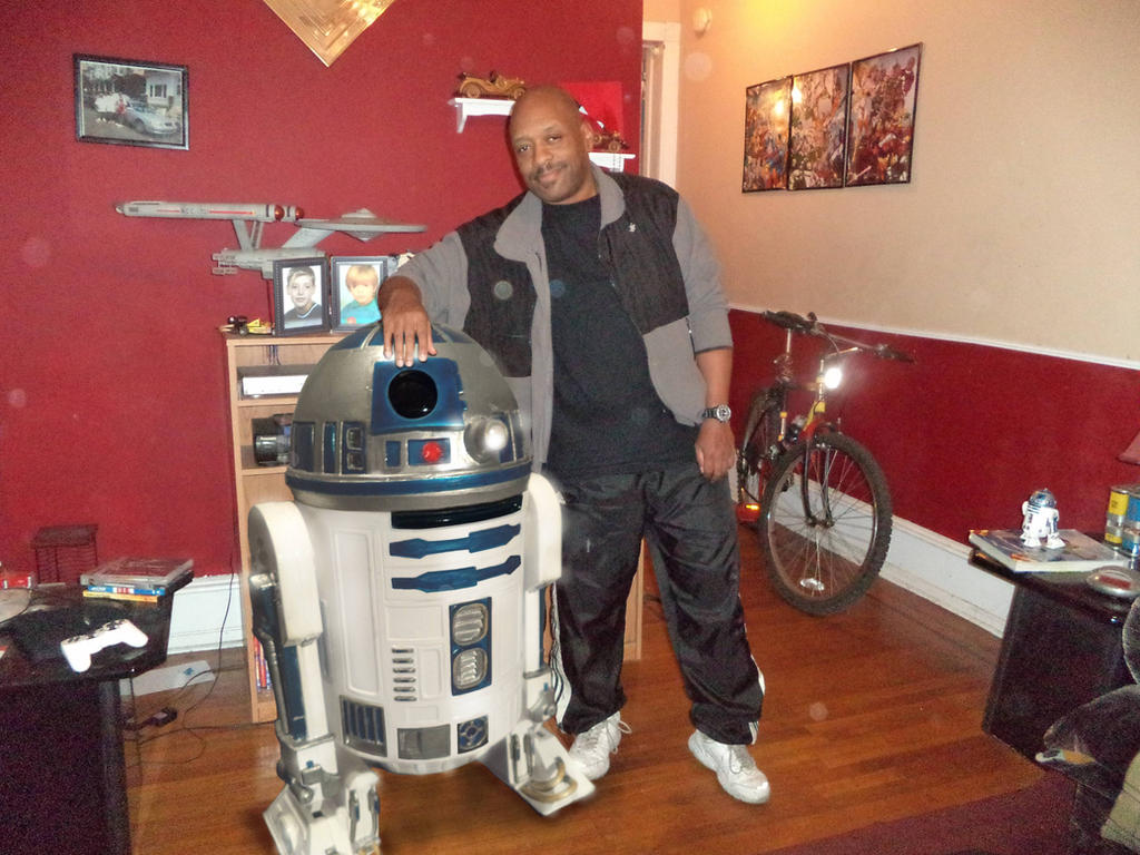 Me and Artoo by Captain86