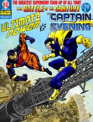 Ultimate Power vs The Cosmic Beholder by Captain86