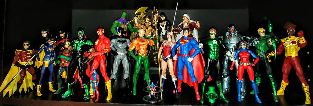 My Collection: The New 52/Rebirth by Captain86