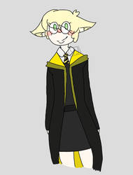 Fox NightShaw (HogwartsMysteryOC)