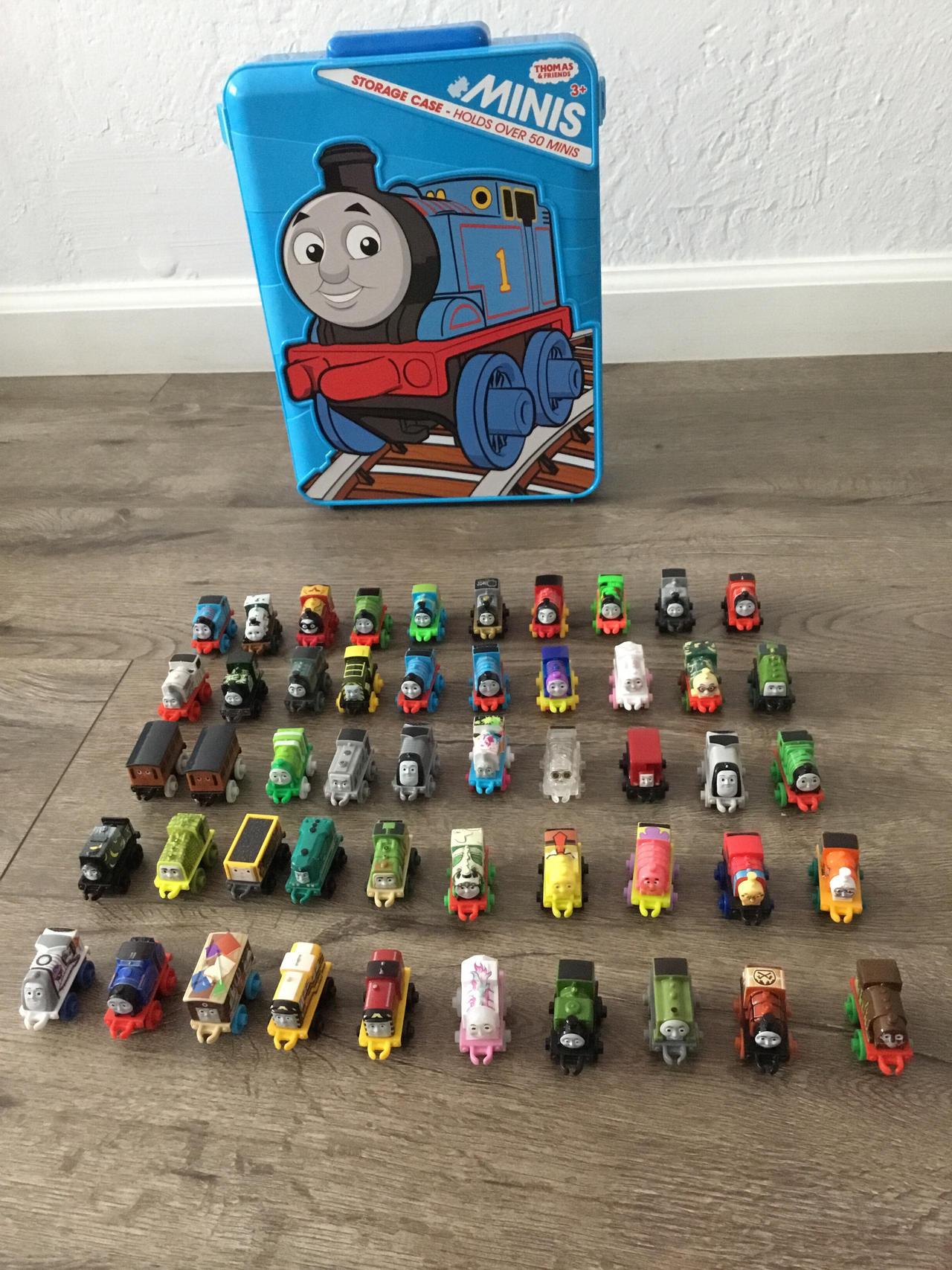 Thomas /& Friends Minis-mono SCRUFF